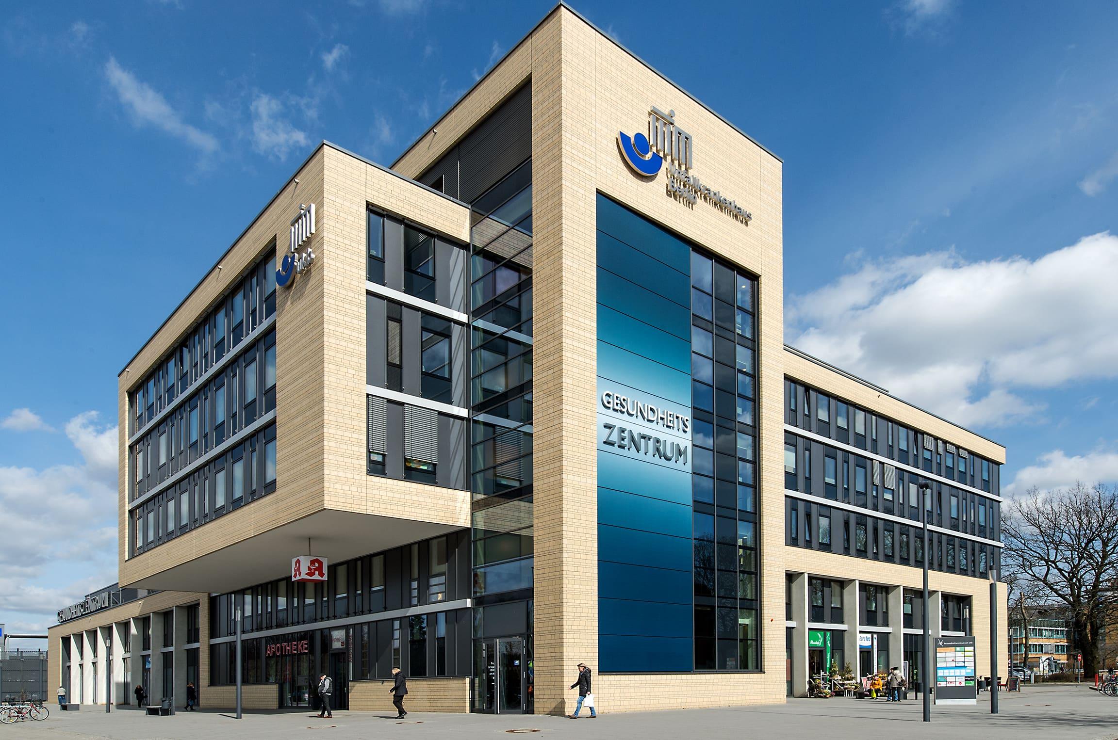 Poliklinik am ukb, MVZ   Medizinisches Versorgungszentrum in Berlin